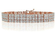 Win a 1ct Diamond Tennis Bracelet