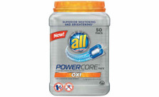 All POWERCORE Super Concentrated Laundry Detergent Pacs