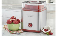 Win a Cuisinart Ice Cream Maker