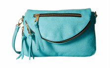 Gabriella Rocha Adriana Double Zipper Crossbody