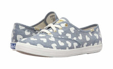 Keds Women's Champion Heart Fashion Sneaker