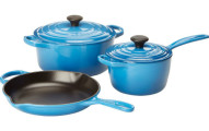 Win a Le Creuset Cookware Set