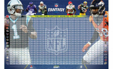 NFL 2016 Officially Licensed Fantasy Football Draft Kit