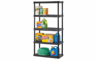 Sandusky Lee PS361872-5B Plastic Shelving