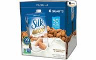 Silk Pure Almond Vanilla