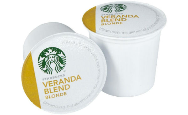 Win a Starbucks Veranda Blonde K-Cups Giveaway