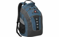 "SwissGear Granite Deluxe 16"" Laptop Backpack"