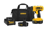 Win a DEWALT Drill/Driver Kit