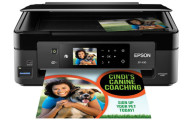 Win an Epson Color Printer