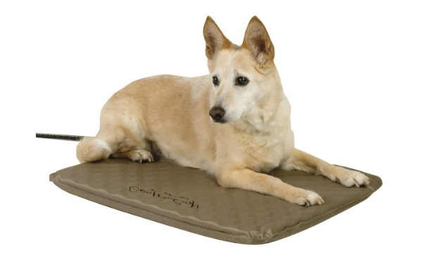 K&H Lectro-Soft Outdoor Heated Pet Bed