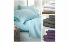 Hotel Quality Egyptian Comfort Bed Sheet Set