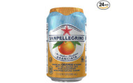 San Pellegrino Sparkling Fruit Beverages, Aranciata/Orange