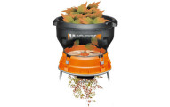 WORX 13-amp Electric Leaf Mulcher Shredder