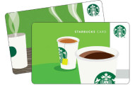 Get a $25 Starbucks Gift Card