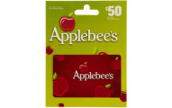 Win a $50 Applebee's Gift Card