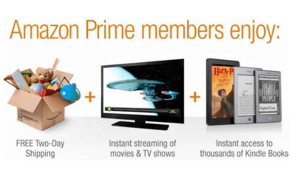 Win a 1-Year Amazon Prime Subscription