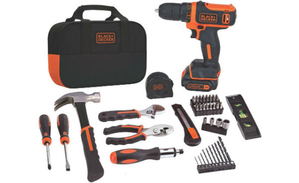 Win a Black & Decker Drill and Project Kit