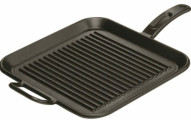 Lodge Pro-Logic Cast Iron Grill Pan