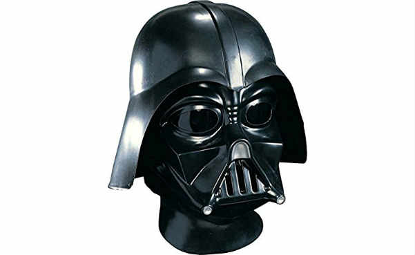 Darth Vader Deluxe Adult Full Face Mask