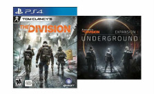 The Division Standard Physical Game + Underground