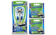 Dorco Pace 6 Plus Combo Set