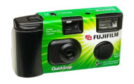 Fujifilm 35mm Quicksnap Flash Disposable Camera