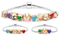 Emoji Good Luck Bracelet