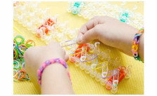 Loom Rubber Band Bracelet Kit