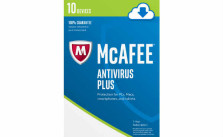 McAfee 2017 AntiVirus Plus