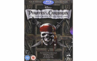 Pirates of the Caribbean: Four-Movie Collection