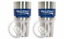 RecPro 30oz Vacuum Insulated Tumblers