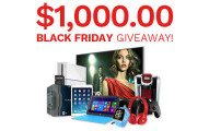 $1,000 Black Friday Giveaway