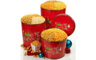 Win a Christmas Popcorn Tin