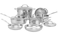 Win a Cuisinart 11-piece Cookware Set