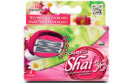 Dorco Shai Soft Touch Cartridges
