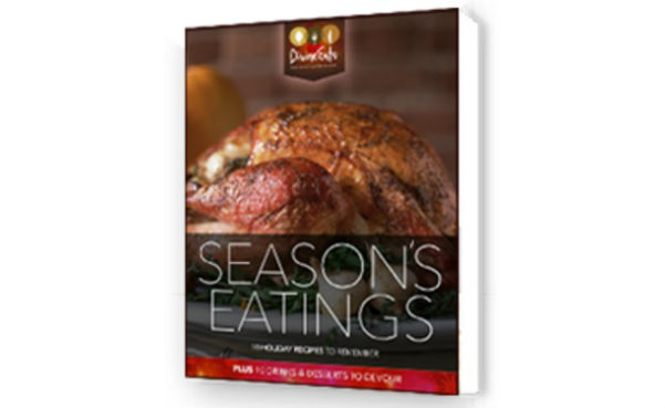 Free Holiday Cookbook