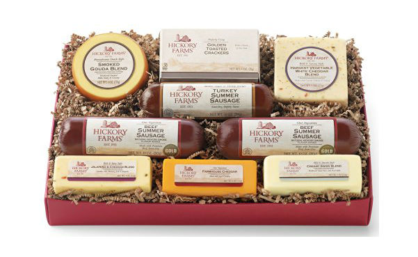 Win a Hickory Farms Celebration Collection
