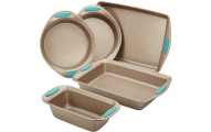 Rachael Ray Nonstick Bakeware 5-Piece Set