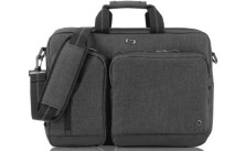 "SOLO 15.6"" Laptop Hybrid Briefcase Backpack"