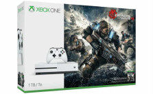Have one to sell? Sell now Xbox One S 1TB Console - Gears of War 4 Bundle