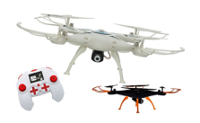 AstroDrone Quadcopter with 6-Axis Gyroscope