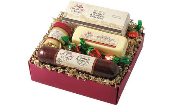 Hickory Farms Sampler Holiday Gift Pack