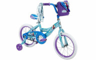 Huffy Bicycles 21397 Girls' Bicycle, Frozen