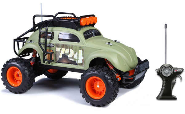 Maisto R/C Desert Rebel Volkswagen Beetle Radio Control Vehicle