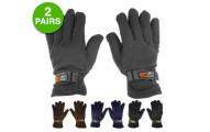 Rafael SubzEros Men's Fleece Lined Gloves