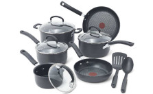 T-Fal Ultimate Hard Anodized 12-piece Cookware Set