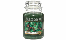 Yankee Candle Company Balsam & Cedar Large Jar Candle