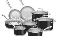 KichtenAid 14pc. Cookware Set