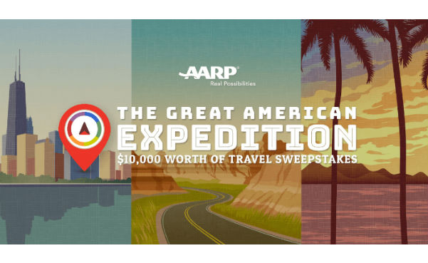 Win $10,000 in Travel Sweepstakes