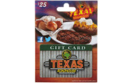 Win a $25 Texas Roadhouse Gift Card